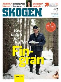 Tidningen SKOGEN 3/2018