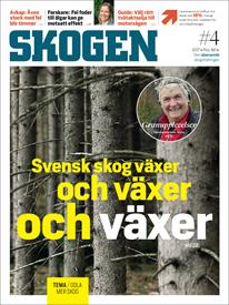 Tidningen SKOGEN 4/2017