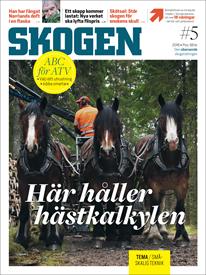 Tidningen SKOGEN 5/2016