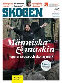 Tidningen SKOGEN 5/2017