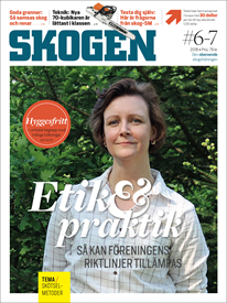 Tidningen SKOGEN 6-7/2018
