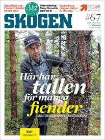 Tidningen SKOGEN 6-7/2020