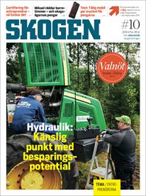 Tidningen SKOGEN 10/2019