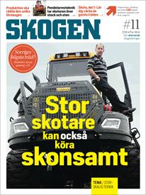 Tidningen SKOGEN 11/2016