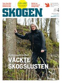 Tidningen SKOGEN 4/2015