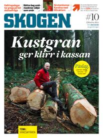 Tidningen SKOGEN 10/2016