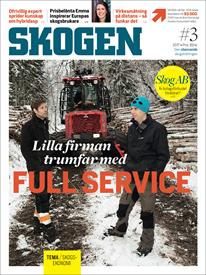 Tidningen SKOGEN 3/2017