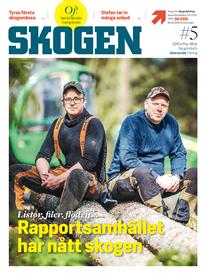 Tidningen SKOGEN 5/2015