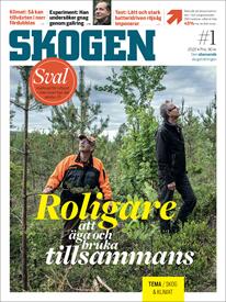 Tidningen SKOGEN 1/2020