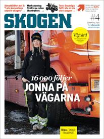 Tidningen SKOGEN 4/2018