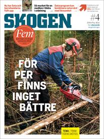 Tidningen SKOGEN 4/2019