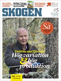 Tidningen SKOGEN 5/2020