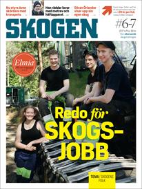 Tidningen SKOGEN 6-7/2017