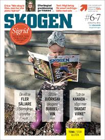 Tidningen SKOGEN 6-7/2019