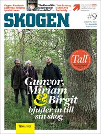 Tidningen SKOGEN 9/2020