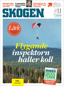 Tidningen SKOGEN 11/2019