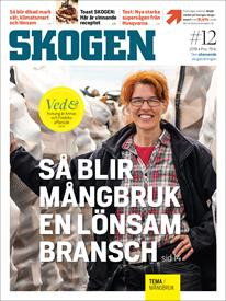 Tidningen SKOGEN 12/2018