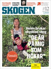 Tidningen SKOGEN 12/2020