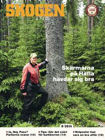 Tidningen SKOGEN 8-2014