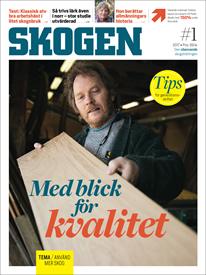 Tidningen SKOGEN 1/2017