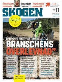 Tidningen SKOGEN 11/2018