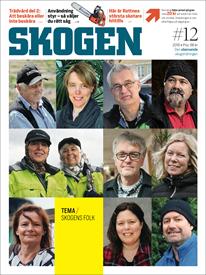 Tidningen SKOGEN 12/2016