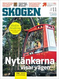 Tidningen SKOGEN 11/2015