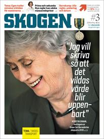 Tidningen SKOGEN 3/2019