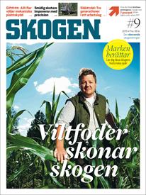 Tidningen SKOGEN 9/2015