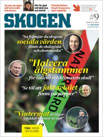 Tidningen SKOGEN 9/2016