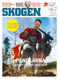 Tidningen SKOGEN 6-7/2015