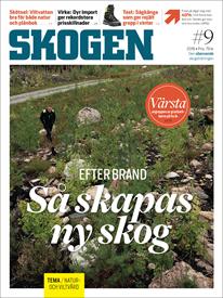 Tidningen SKOGEN 9/2018