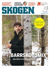 Tidningen SKOGEN 3/2015