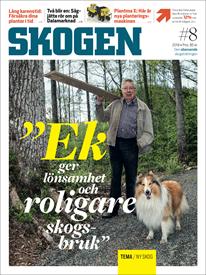 Tidningen SKOGEN 8/2019