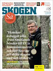 Tidningen SKOGEN 8/2020