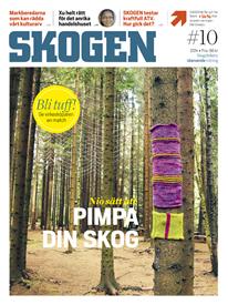 Tidningen SKOGEN 10/2014