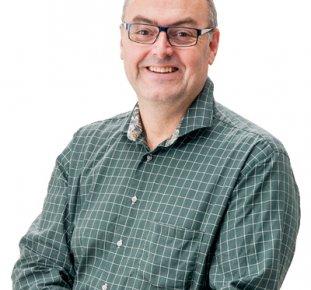 Bengt Ek, chefredaktör och ansvarig utgivare