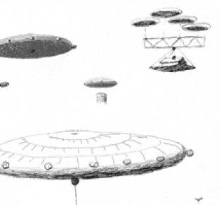 Luftskeppsrobotar