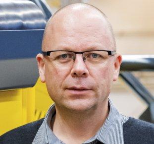 Mikael Frimodig