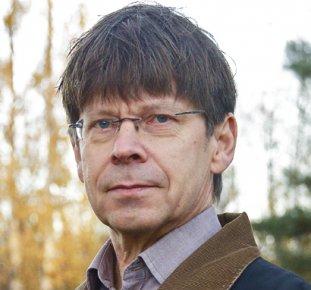 Tomas Lundmark, professor i skogsskötsel vid SLU