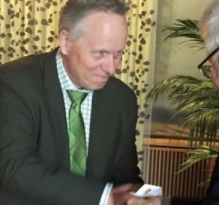 Torbjörn Näslund och Kjell Persson