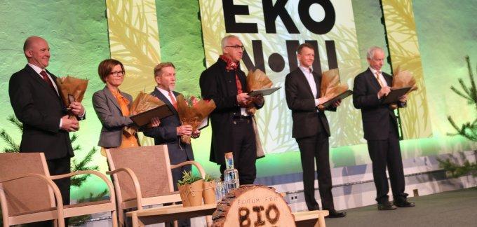 Föreningen Skogens pristagare 2018