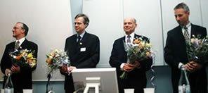 Föreningen Skogens 2002-års Guldkvistpristagare