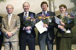 Föreningen Skogens 2007-års Bernadotte- och Guldkvistpristagare