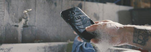 Cat Phone S42
