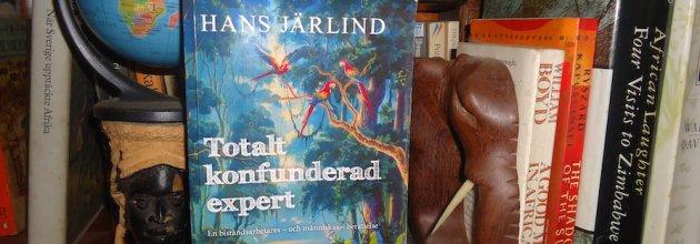 Jägmästaren Hans Järlinds självbiografi tar oss med till länder över hela världen.