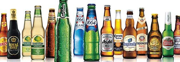 Trä ska ersätta glasflaskor hos Carlsberg