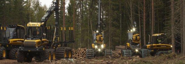 skogsmaskiner