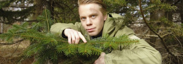 Carl Danielsson. Foto: Elinor Sol Lärka