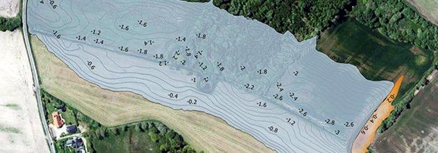 Simulerad våtmark